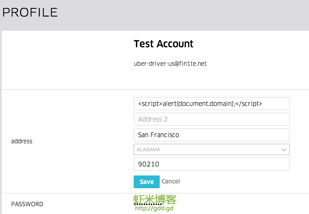 Uber Bug Bounty: Turning Self-XSS into Good-XSS