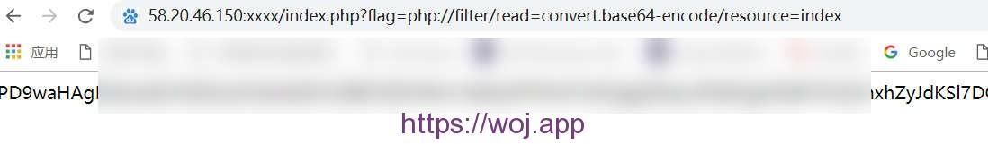 php LFI 文件包含