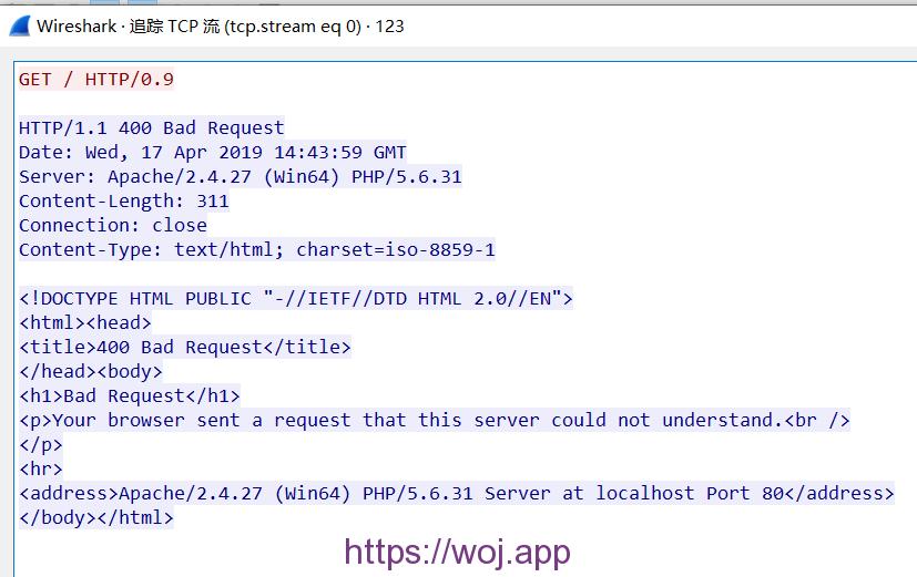 莫非apache没有遵守互联网协议向下兼容?