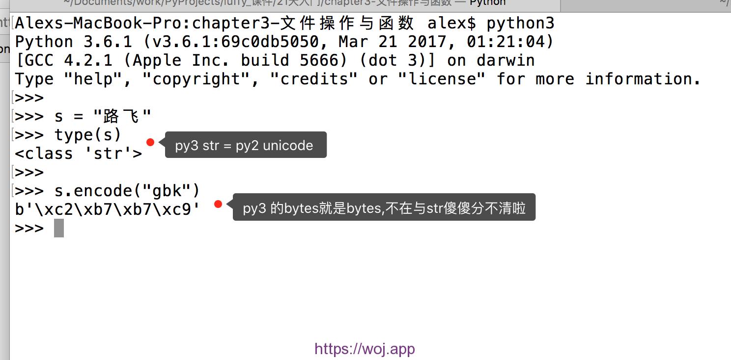 python2 与 python3  str bytes问题