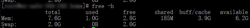 linux内存测试 内存占用脚本 可指定占用内存大小